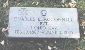MCCONNELL, CHARLES E. - La Plata County, Colorado | CHARLES E. MCCONNELL - Colorado Gravestone Photos