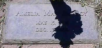 MCCOY, AMELIA MAE - La Plata County, Colorado | AMELIA MAE MCCOY - Colorado Gravestone Photos