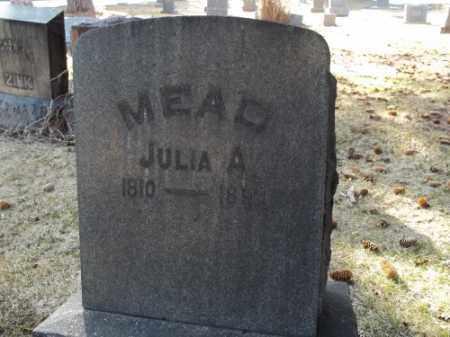 MEAD, JULIA A. - La Plata County, Colorado | JULIA A. MEAD - Colorado Gravestone Photos