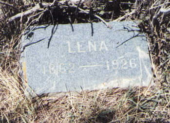 MELUGIN, LENA - La Plata County, Colorado | LENA MELUGIN - Colorado Gravestone Photos