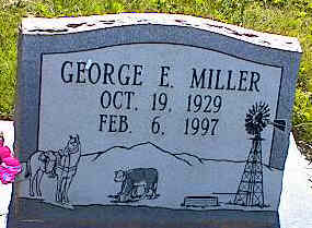 MILLER, GEORGE E. - La Plata County, Colorado | GEORGE E. MILLER - Colorado Gravestone Photos