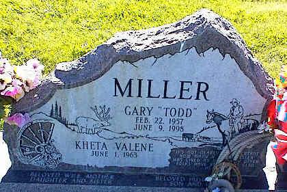 MILLER, GARY - La Plata County, Colorado | GARY MILLER - Colorado Gravestone Photos