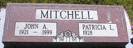 MITCHELL, JOHN A. - La Plata County, Colorado | JOHN A. MITCHELL - Colorado Gravestone Photos