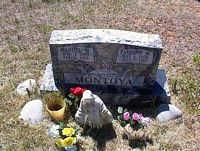 MONTOYA, PAULINE M. - La Plata County, Colorado | PAULINE M. MONTOYA - Colorado Gravestone Photos