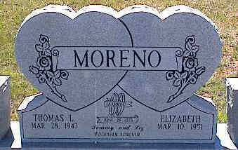MORENO, THOMAS L. - La Plata County, Colorado | THOMAS L. MORENO - Colorado Gravestone Photos