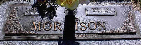 MORRISON, HUBERT R. - La Plata County, Colorado   HUBERT R. MORRISON - Colorado Gravestone Photos