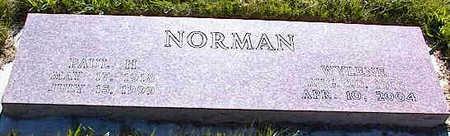 NORMAN, PAUL H. - La Plata County, Colorado | PAUL H. NORMAN - Colorado Gravestone Photos