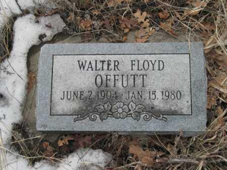 FLOYD OFFUTT, WALTER - La Plata County, Colorado   WALTER FLOYD OFFUTT - Colorado Gravestone Photos