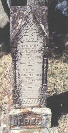 OLBERT, BARBARA - La Plata County, Colorado | BARBARA OLBERT - Colorado Gravestone Photos
