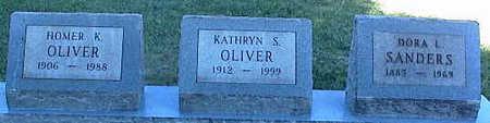 OLIVER, HOMER K. - La Plata County, Colorado | HOMER K. OLIVER - Colorado Gravestone Photos