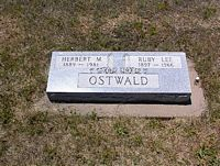 OSTWALD, RUBY LEE - La Plata County, Colorado | RUBY LEE OSTWALD - Colorado Gravestone Photos