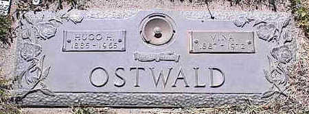OSTWALD, VINA - La Plata County, Colorado | VINA OSTWALD - Colorado Gravestone Photos