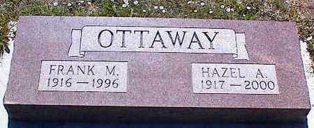 OTTAWAY, FRANK M. - La Plata County, Colorado | FRANK M. OTTAWAY - Colorado Gravestone Photos