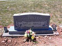 OVERSTEG, ROBERT A. - La Plata County, Colorado   ROBERT A. OVERSTEG - Colorado Gravestone Photos