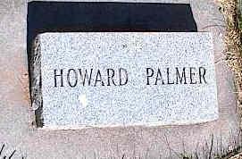 PALMER, HOWARD - La Plata County, Colorado   HOWARD PALMER - Colorado Gravestone Photos