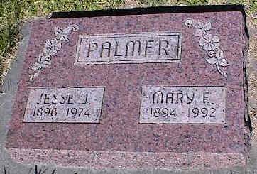 PALMER, JESSE J. - La Plata County, Colorado   JESSE J. PALMER - Colorado Gravestone Photos
