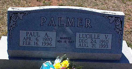 PALMER, PAUL A. - La Plata County, Colorado | PAUL A. PALMER - Colorado Gravestone Photos