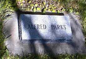 PARKS, ALFRED - La Plata County, Colorado | ALFRED PARKS - Colorado Gravestone Photos