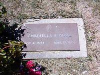 PARKS, CHRYSELLA A. - La Plata County, Colorado | CHRYSELLA A. PARKS - Colorado Gravestone Photos