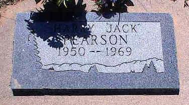 PEARSON, HARRY - La Plata County, Colorado | HARRY PEARSON - Colorado Gravestone Photos