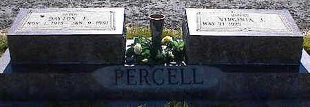 PERCELL, VIRGINIA J. - La Plata County, Colorado | VIRGINIA J. PERCELL - Colorado Gravestone Photos