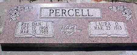 PERCELL, LAURA O. - La Plata County, Colorado | LAURA O. PERCELL - Colorado Gravestone Photos