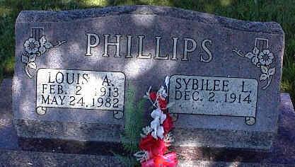 PHILLIPS, SYBILEE L. - La Plata County, Colorado | SYBILEE L. PHILLIPS - Colorado Gravestone Photos