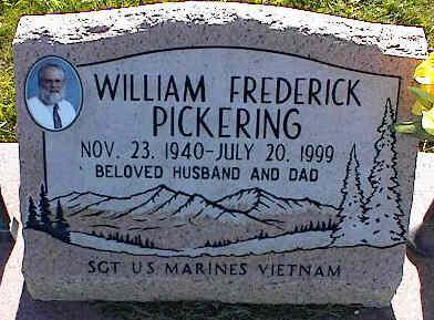 PICKERING, WILLIAM FREDERICK - La Plata County, Colorado | WILLIAM FREDERICK PICKERING - Colorado Gravestone Photos