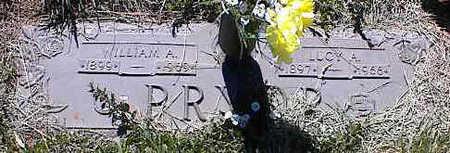 PRYOR, LUCY A. - La Plata County, Colorado | LUCY A. PRYOR - Colorado Gravestone Photos