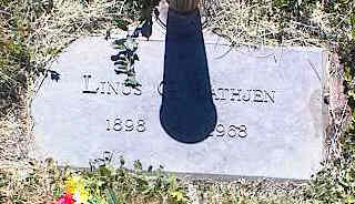 RATHJEN, LINUS G. - La Plata County, Colorado | LINUS G. RATHJEN - Colorado Gravestone Photos