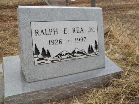 REA, JR., RALPH EMERSON - La Plata County, Colorado | RALPH EMERSON REA, JR. - Colorado Gravestone Photos