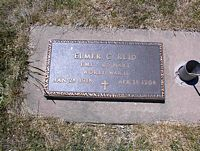 REID, ELMER C. - La Plata County, Colorado | ELMER C. REID - Colorado Gravestone Photos
