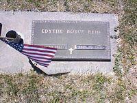 REID, EDYTHE BOYCE - La Plata County, Colorado | EDYTHE BOYCE REID - Colorado Gravestone Photos