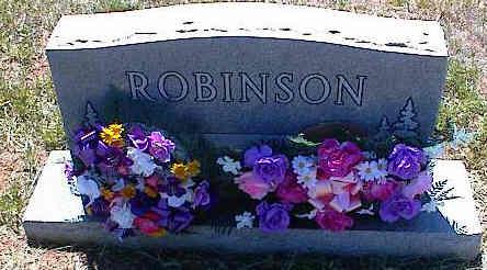 ROBINSON, FRED B. - La Plata County, Colorado | FRED B. ROBINSON - Colorado Gravestone Photos