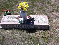 RODMAN, ETHEL M. - La Plata County, Colorado   ETHEL M. RODMAN - Colorado Gravestone Photos