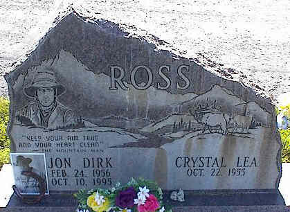 ROSS, CRYSTAL LEA - La Plata County, Colorado | CRYSTAL LEA ROSS - Colorado Gravestone Photos