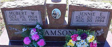 SAMSON, HUBERT W. - La Plata County, Colorado | HUBERT W. SAMSON - Colorado Gravestone Photos