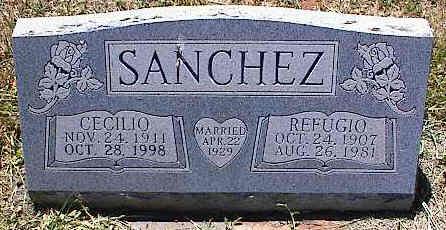 SANCHEZ, REFUGIO - La Plata County, Colorado | REFUGIO SANCHEZ - Colorado Gravestone Photos