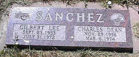 SANCHEZ, GILBERT LEE - La Plata County, Colorado | GILBERT LEE SANCHEZ - Colorado Gravestone Photos