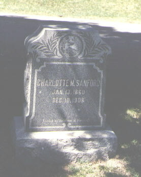 SANFORD, CHARLOTTE M. - La Plata County, Colorado | CHARLOTTE M. SANFORD - Colorado Gravestone Photos