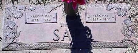 SAPP, VERA MAE - La Plata County, Colorado   VERA MAE SAPP - Colorado Gravestone Photos