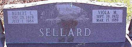 SELLARD, VIOLA M. - La Plata County, Colorado | VIOLA M. SELLARD - Colorado Gravestone Photos