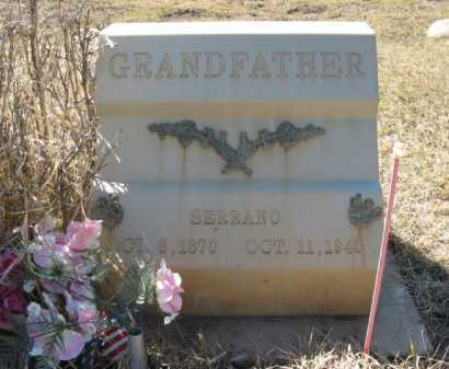 SERRANO, JOSE M. - La Plata County, Colorado | JOSE M. SERRANO - Colorado Gravestone Photos