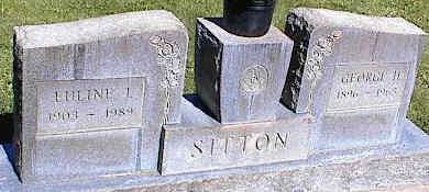 SITTON, GEORGE H. - La Plata County, Colorado | GEORGE H. SITTON - Colorado Gravestone Photos