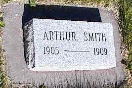 SMITH, ARTHUR - La Plata County, Colorado | ARTHUR SMITH - Colorado Gravestone Photos