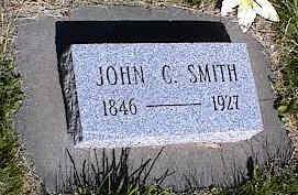 SMITH, JOHN C. - La Plata County, Colorado | JOHN C. SMITH - Colorado Gravestone Photos