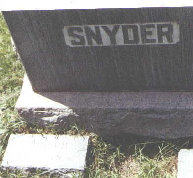 SNYDER, JOSEPH - La Plata County, Colorado   JOSEPH SNYDER - Colorado Gravestone Photos