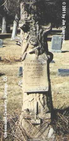 STANSBURY, FRED - La Plata County, Colorado | FRED STANSBURY - Colorado Gravestone Photos