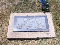 STILLION, JAMES E. - La Plata County, Colorado | JAMES E. STILLION - Colorado Gravestone Photos