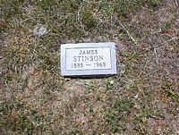 STINSON, JAMES - La Plata County, Colorado | JAMES STINSON - Colorado Gravestone Photos